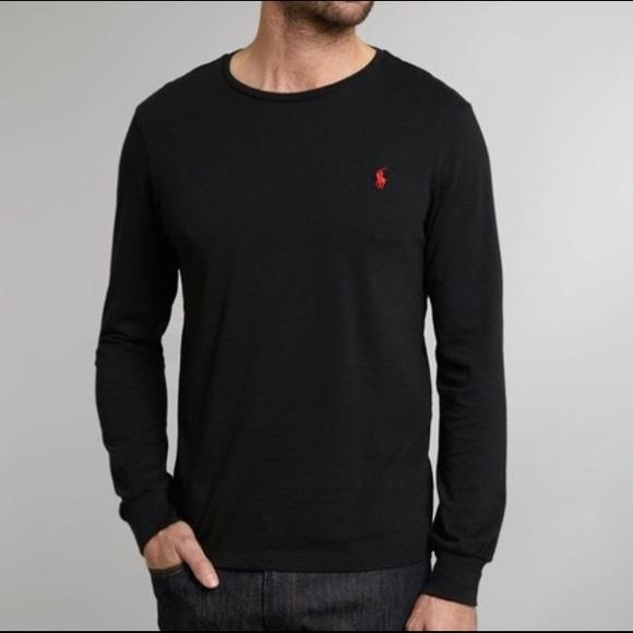 Polo Ralph Lauren Men's Long-Sleeve T-Shirt